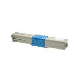 Toner Compatibile Oki C301DN Ciano