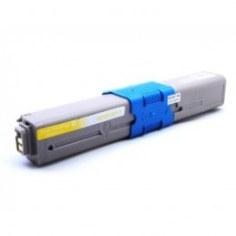 Toner Compatibile Oki C301DN yellow