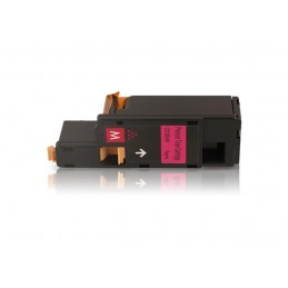 Toner per Dell 1250 1250CNW 1355CN C1760NW Magenta 1400 Pagine