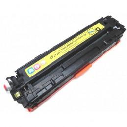 Toner per Hp CF212A Laserjet Pro 200 M251N M251NW M276N M276NW Yellow 1800 Pagine