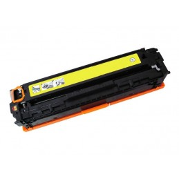 Toner per Hp Laserjet CB542A Yellow 1400 Pagine