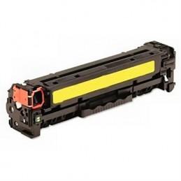 Toner per Hp Laserjet CE322 CM1410 CM1411 CM1412 CP1520 yellow 1300 Pagine