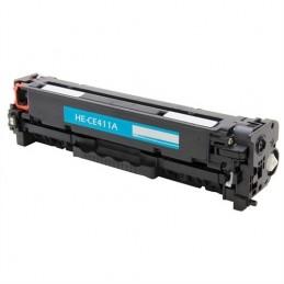 Toner per Hp Laserjet CE411A M351A M375NW M451DN M475DN Cyano 2600 Pagine