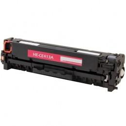 Toner per Hp Laserjet CE413A M351A M375NW M451DN M475DN Magenta 2600 Pagine