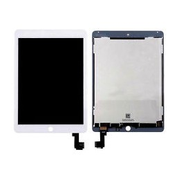 Touch + Display Lcd iPad Air 2 A1566 A1567 bianco