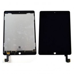 Touch + Display Lcd iPad Air 2 A1566 A1567 nero