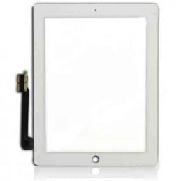 Touch Screen  Ipad 3  Bianco a1430 completi di tasto home e adesivi