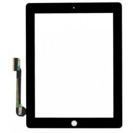 Touch Screen  Ipad 3  Black   a1430 completi di tasto home e adesivi altissima qualità