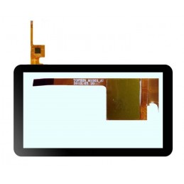 Touch Screen 10.1 pollici cod.TPS090-10 TOPSUN-M1003-A size 250mmX155mm