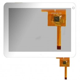 TOUCH SCREEN 8 Mediacom SmartPad 875 CZY6057B-FPC Bianco