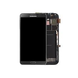TOUCH SCREEN ORIGINALE + LCD SAM N9005 Note 3 NERO LTE (GH97-15107A)
