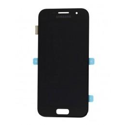 TOUCH SCREEN ORIGINALE + LCD SAMSUNG a320 Galaxy A3 2017 NERO