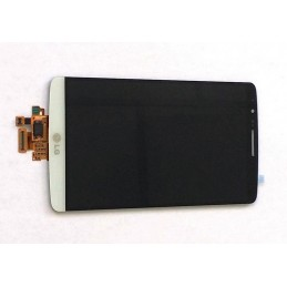 TOUCH SCREEN ORIGINALE CON  LCD LG Nexus 4 bianco ASSY ACQ87040902