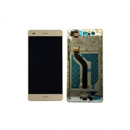 TOUCH SCREEN VETRO + LCD DISPLAY CON FRAME Huawei P9 Lite 2017 Gold
