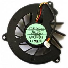 Ventola Dissipatore Fan HP ZV5000 ZX5000 R3000 GC055515VH-A 360682-001