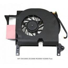 Ventola originale Dissipatore Fan per processore HP DV1000 V2000 M2000 ZE2000 serie