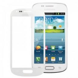 Vetro per touch screen Samsung Galaxy S3 Mini GT-I8190 I8190 Bianco
