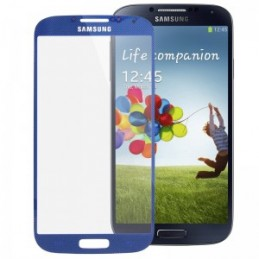 Vetro per touch screen Samsung GALAXY S4 I9500 blu