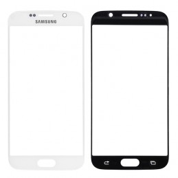 Vetro per touch screen Samsung GALAXY S6 WHITE