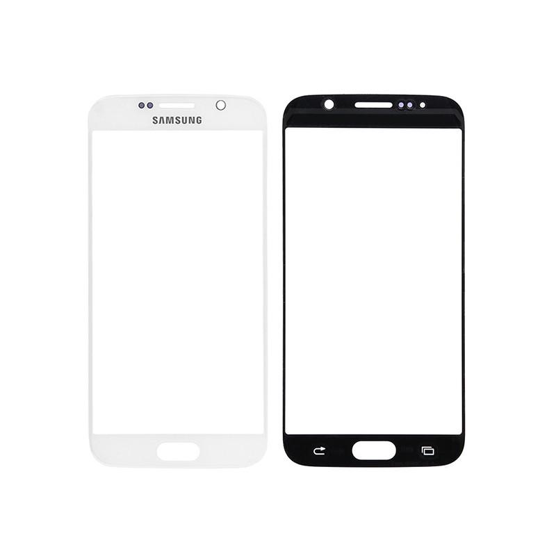 Vetro per touch screen Samsung GALAXY S6 WHITE
