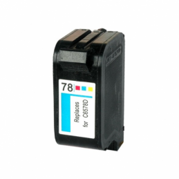 Cartuccia Inkjet per HP 78 C6578AE C6578D Tricolore
