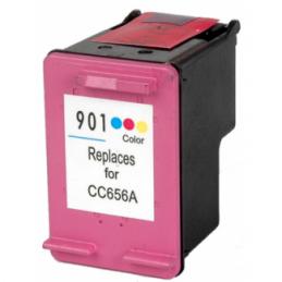 Cartuccia Inkjet per HP 901 XL CC656AE J4000 J4680 J4660 J4580 J4524 J4535 J4624 J4540 J4550 J4680C 4500 G510G 4500 tricolore