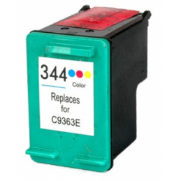 Cartuccia Inkjet per HP 344 XL C9363EE  PSC2353 PSC2355 PSC2355P PSC1600 PSC1610 PSC2350 6205 PRO8350 Tricolore ALTA CAPACITA\'