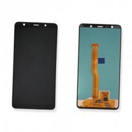 DISPLAY LCD + TOUCH SCREEN SCHERMO PER SAMSUNG GALAXY A7 A750FF 2018 GH96-12078A BLACK ORIGINALE