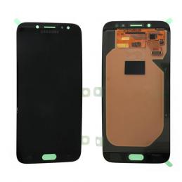 DISPLAY LCD + TOUCH SCREEN SCHERMO PER SAMSUNG GALAXY J7 J730 NERO ORIGINALE