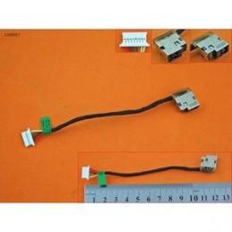 Dc Power Jack HP 15-ac serie p/n: 799736-F57 813945-001 con cavo