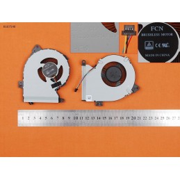 VENTOLA FAN CPU ASUS VIVOBOOK X540YA-BX103D X540YA-BX133T X540YA-BX156T