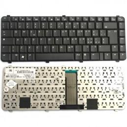 Tastiera Italiana per notebook HP Compaq 510 511 515 516 530 610 615 Presario Cq510 Cq610 nera 537583-061