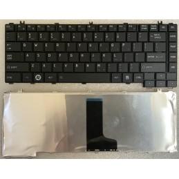 Tastiera Layout US  per notebook Toshiba Satellite  L600 L600D L630 L635 L640 L640D L645 L645D C600 C600D C605 C640 C640D nera