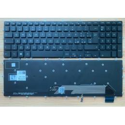TASTIERA ITALIANA PER NOTEBOOK DELL Inspiron Dell P66F P66F001 P72F P72F002 P75F P75F001 P75F002 P75F003 P75F006