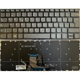 Tastiera italiana Lenovo 320S-13IKB 320-13 XIAOXIN 7000-13 V720-14 RETROILLUMINATA
