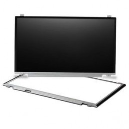 "DISPLAY LCD HP ENVY 17-N151NA 17.3 WideScreen (15.5""x8.98"")  30 pin LED"