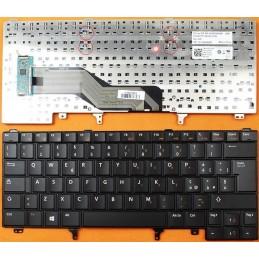 Tastiera italiana Dell Latitude E6420 E6430 E6440 E5420 E5420M