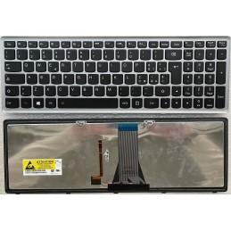 Tastiera Italiana per Notebook Lenovo G500S G505S G510S G500H S500 S500S S510 Z510 Z510A Z501 Z505 FLEX 15 retroilluminata