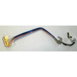 Cavo connessione flat display notebook Hp-Compaq  378208-001 395998-3A1 395998-DA1 315385-004 379792-001 379793-001 379792-001