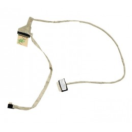 Cavo connessione flat display notebook Toshiba C660D C660 - NWQAA-LVDS-CABLE DC020011Z10