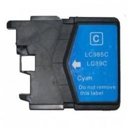 Cartuccia Inkjet compatibile Brother LC985C DCP J125 J140W J315W J515 MFC J220 J265W J410 J415 Ciano