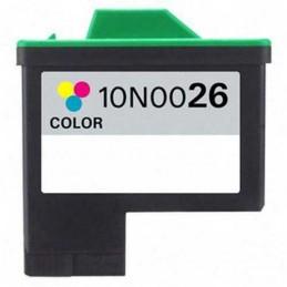 Cartuccia Inkjet compatibile Lexmark 26 10N0026 tricolor