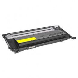 Toner per Samsung CLT-Y4072S CLP-320 CLP-325 CLX-3180 CLX-3185 Yellow 1000 Pagine