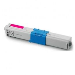 Toner per Oki C310 C330 C510 C530 44469705 magenta