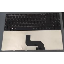 Tastiera Italiana per notebook Gateway NV52 NV53/Packard Bell EasyNote DT85 LJ61 LJ63 LJ65 LJ67 LJ71 Black  MP-07F36I064422904BU