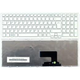 Tastiera Italiana per notebook per SONY VAIO V116646F V116646FFR V116646FUK V116646FK1 V116646FS1 15B03679 AENE7U00120 Bianca