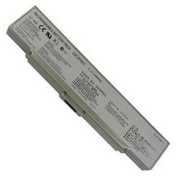 "Batteria Sony 11,1 V 7800 mHa 6 Celle SILVER "" VGN-AR53DB VGN-AR54DB  VGN-AR55DB VGN-AR61E VGN-AR61M  VGN-AR61S VGN-AR61ZU VGN-A"