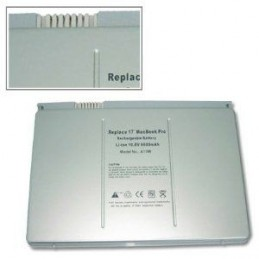 "Batteria per Apple MacBook Pro 17"" A1189 A1151 A1212 A1229 A1261"