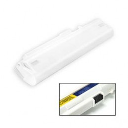 Batteria 6 celle per Acer Aspire One BT.00603.121 BT.00303.022 LC.BTP00.128 LC.BTP00.129 LC.BTP0P.010 BT.00603.12   WHITE