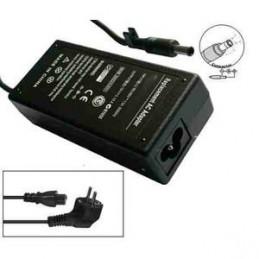 Alimentatore caricabatterie per Asus EEE PC 1000 1000H 1000HA 1000HD 1000HE 1000HG 1002 1002H e 1002HA serie 12V - 3.0 Ampere